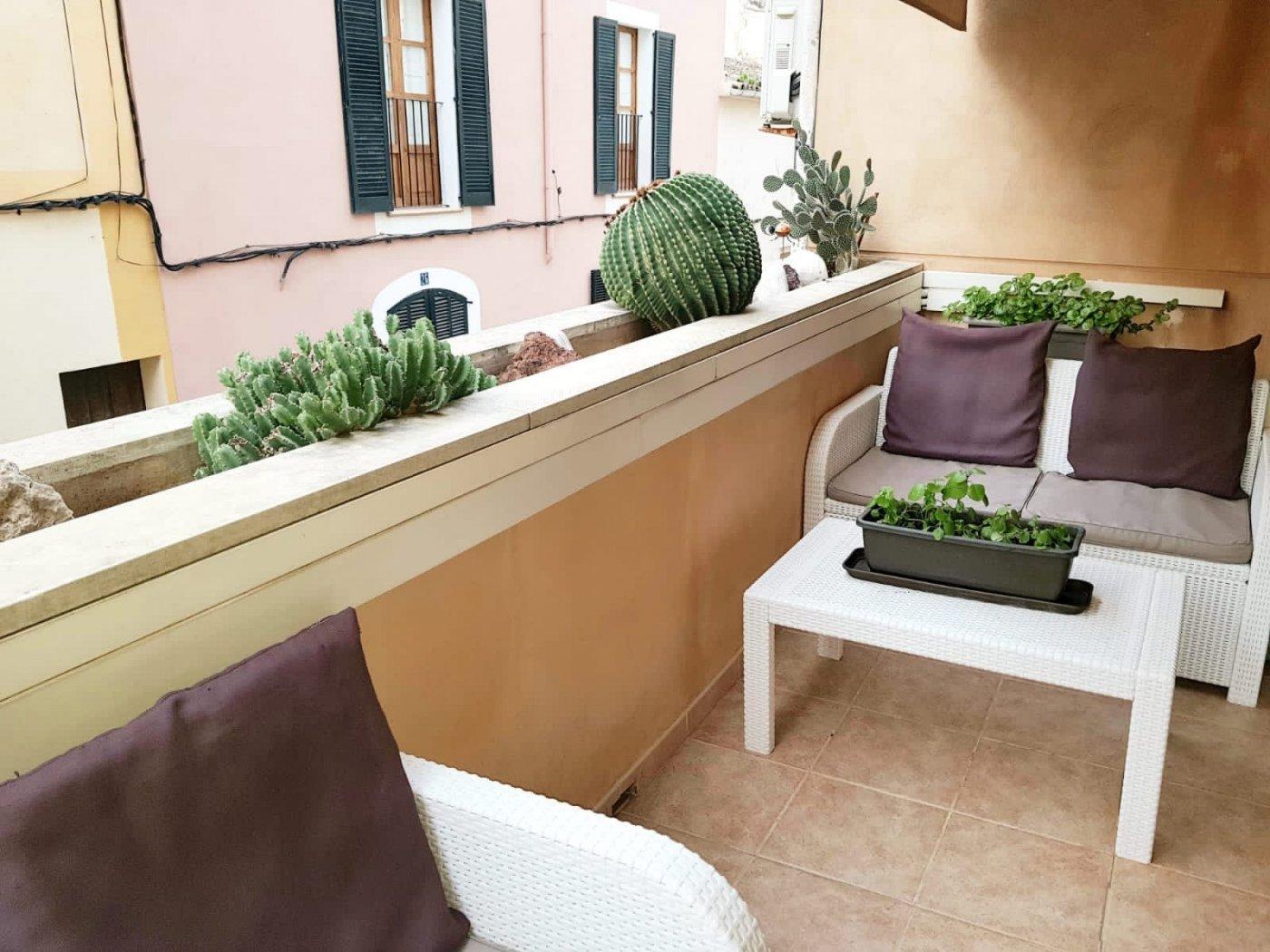 Se vende bonito apartamento semi nuevo con parking en andratx - imagenInmueble31