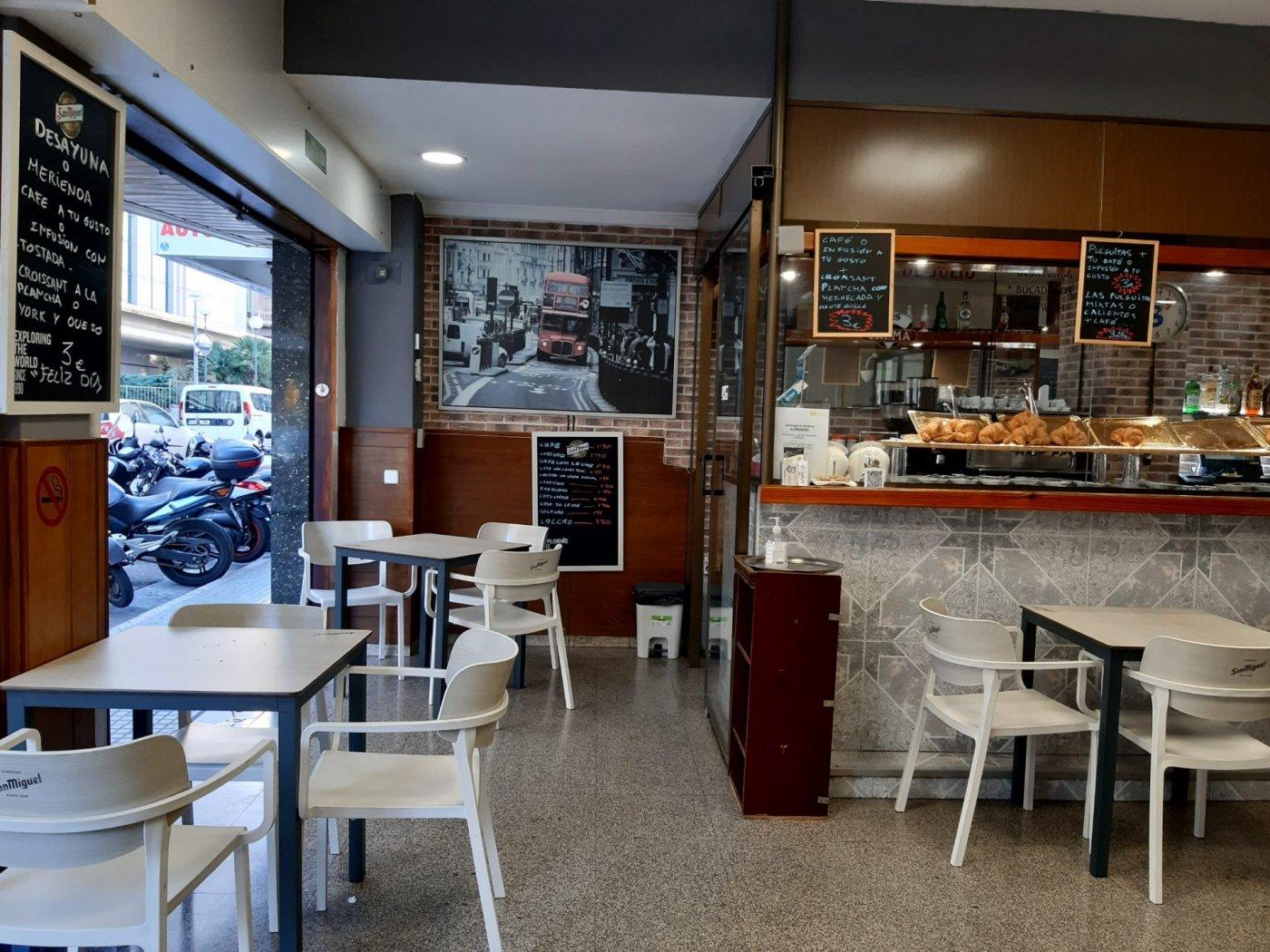 Oportunidad de traspaso de bar en excelente ubicación. centro de palma - imagenInmueble1