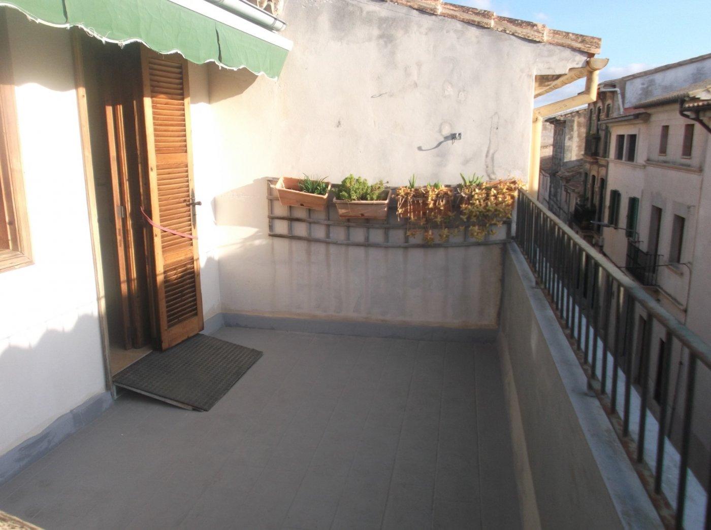 En venta casa de pueblo reformada 3 alturas estilo mallorquin centro llucmajor - imagenInmueble9