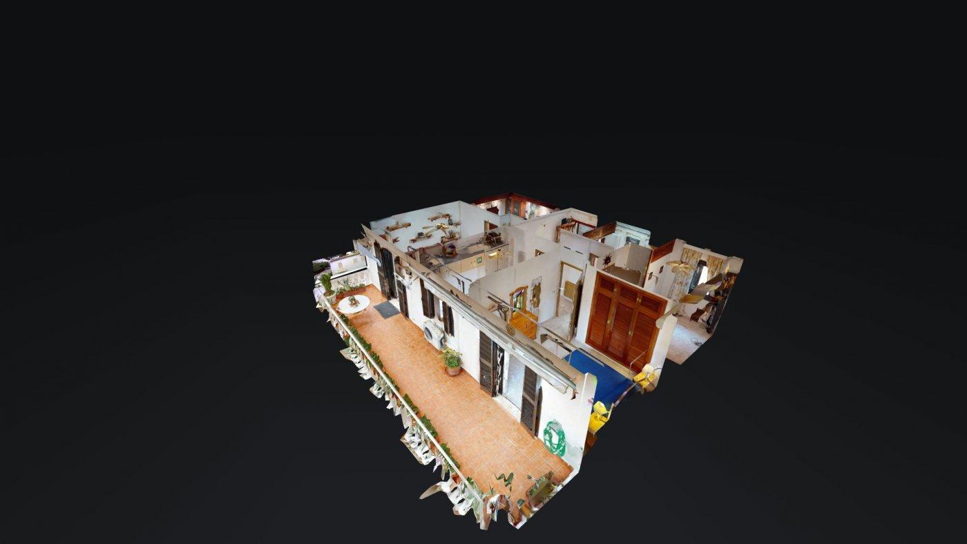 Acogedor piso en cala millor - imagenInmueble34