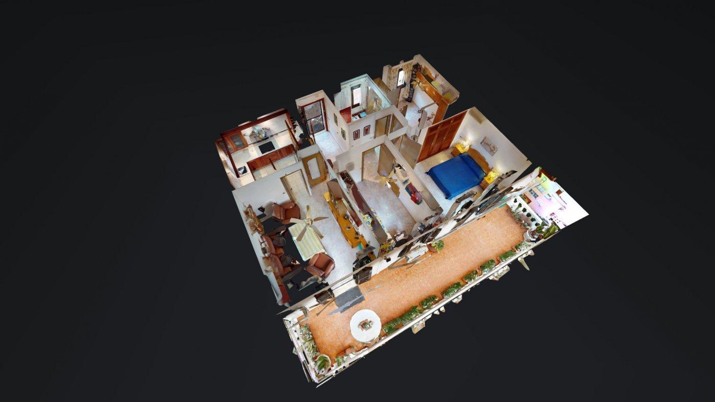 Acogedor piso en cala millor - imagenInmueble35