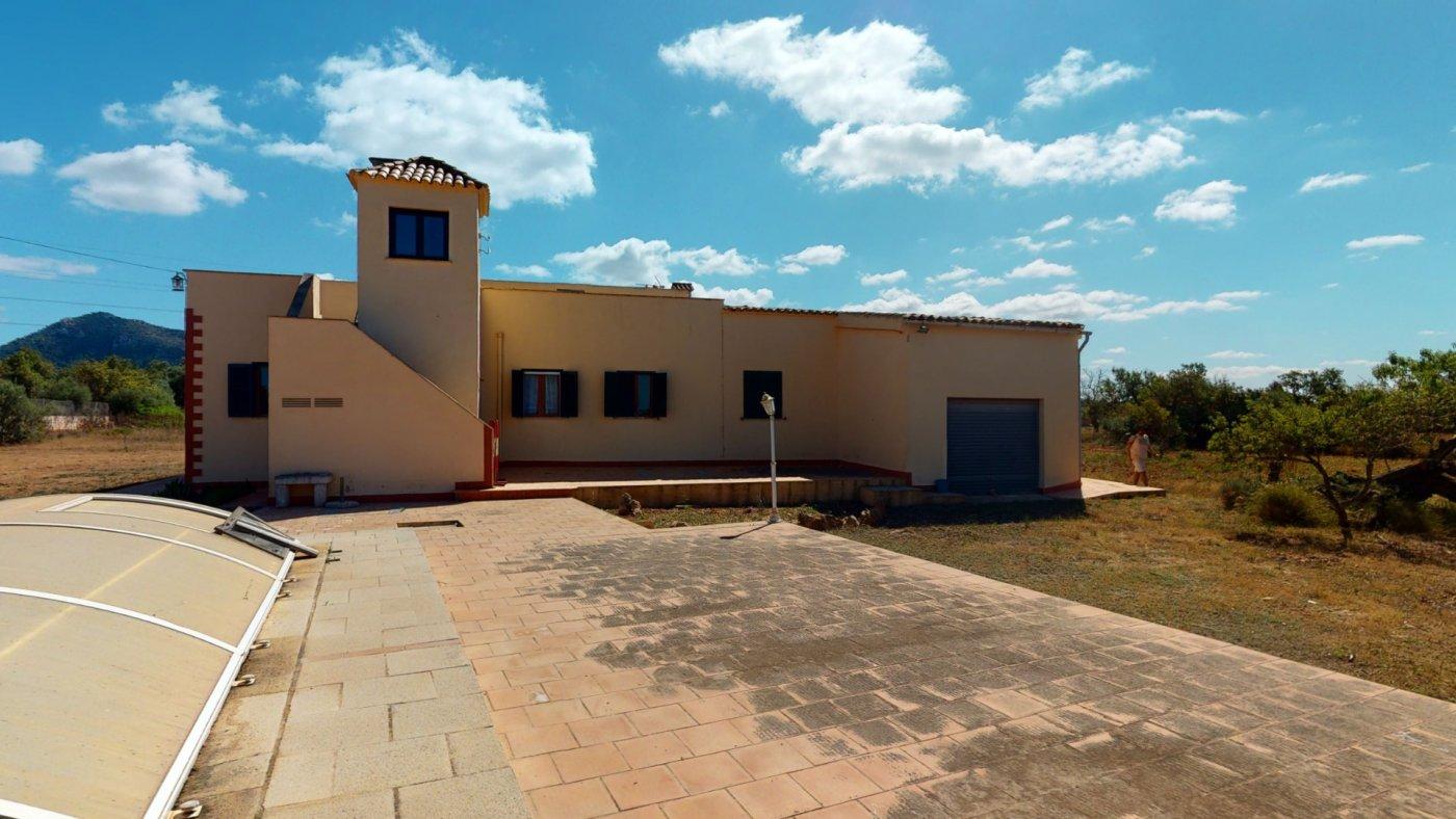 Casa en llucmajor, finca rústica con gran piscina - imagenInmueble3