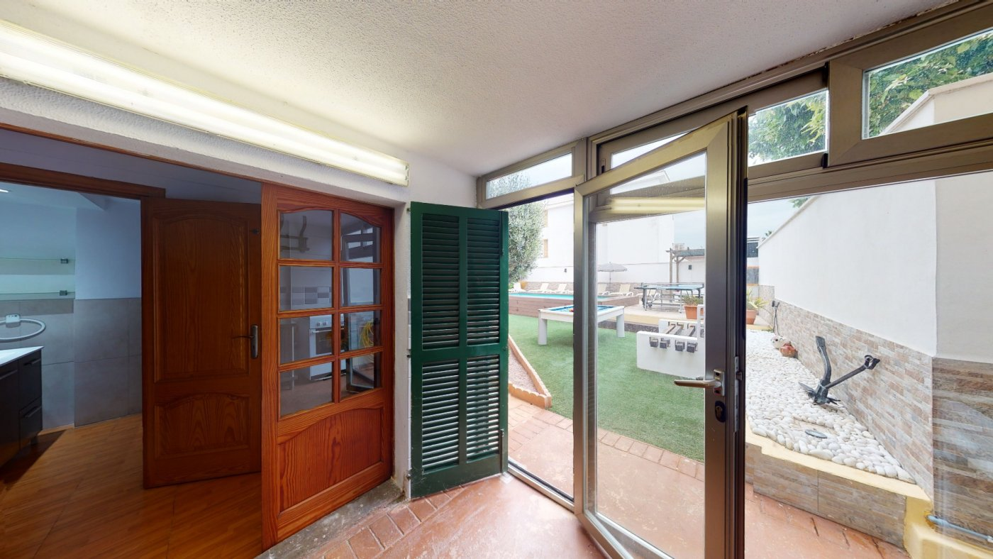 Bonita villa con licencia vacacional para 12 plazas ubicada en puerto de alcúdia - imagenInmueble29