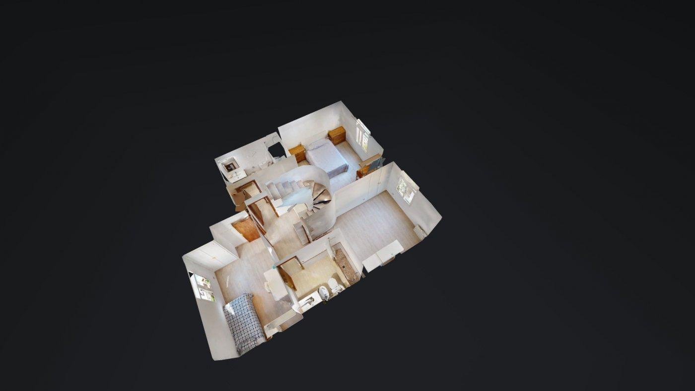 Dúplex con garaje y solárium en sol de mallorca - imagenInmueble26