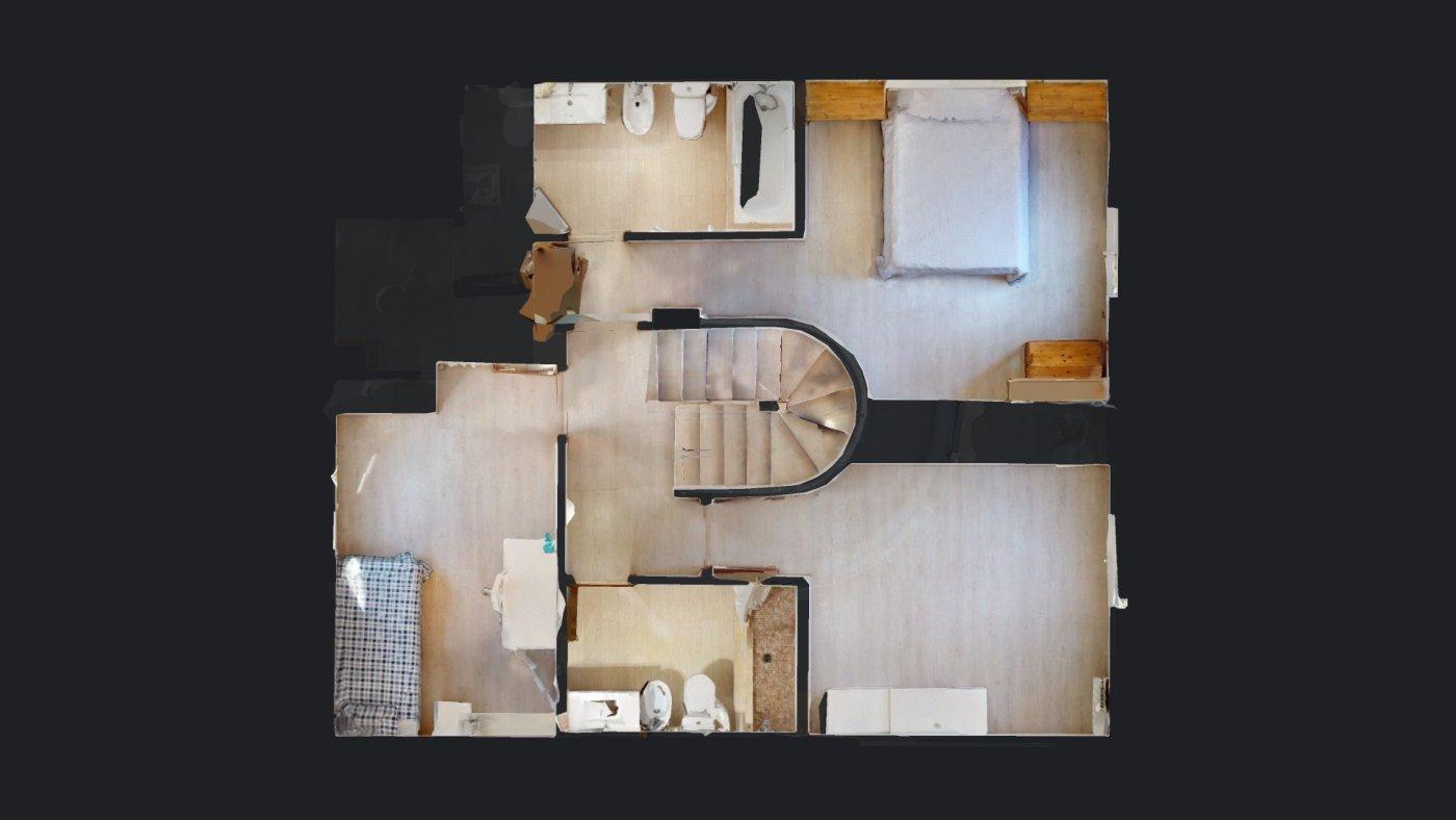Dúplex con garaje y solárium en sol de mallorca - imagenInmueble32