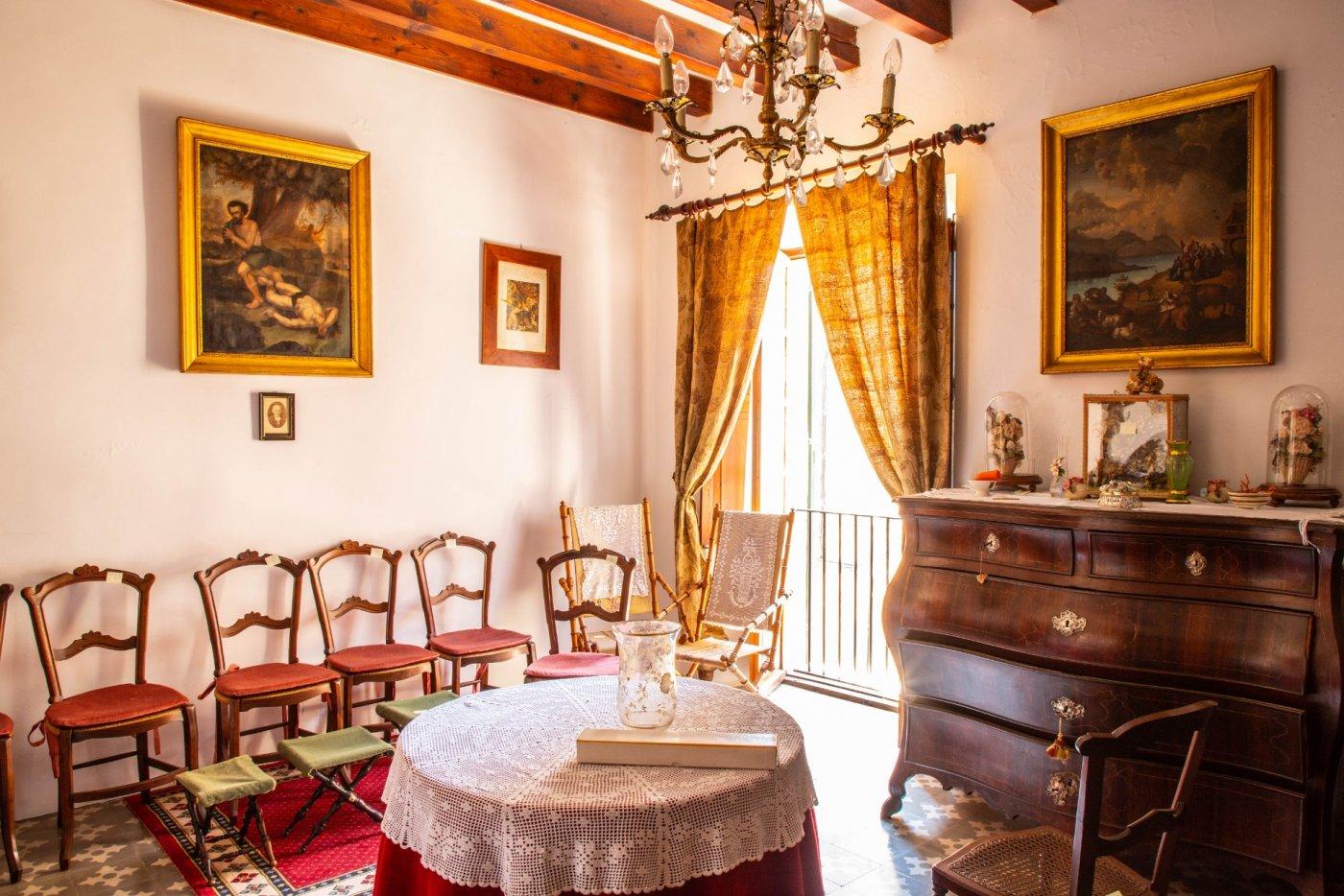 En venta excelente casa en el centro de pollensa - imagenInmueble23