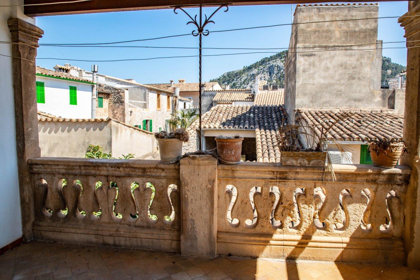 En venta excelente casa en el centro de pollensa - imagenInmueble25