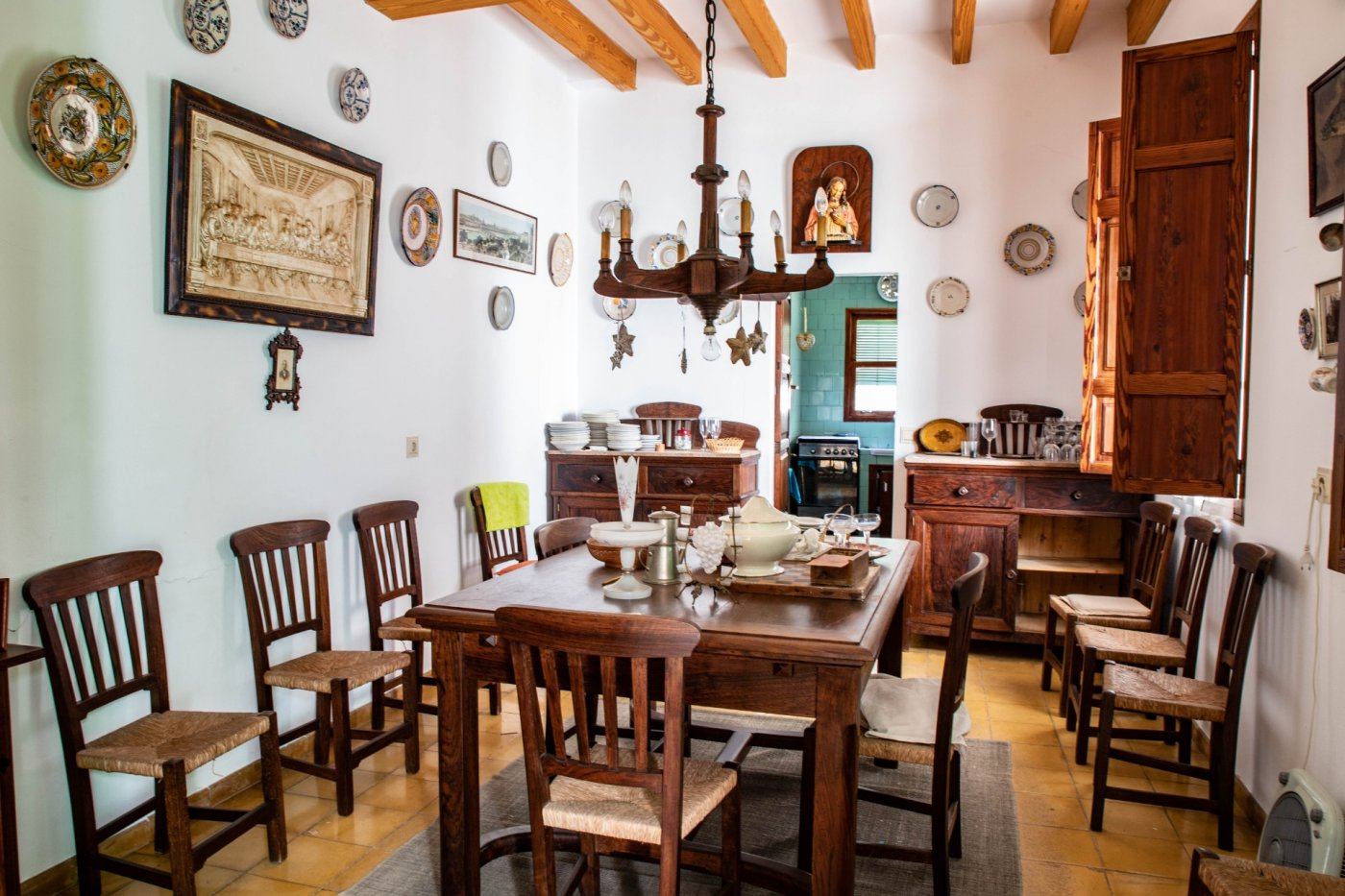 En venta excelente casa en el centro de pollensa - imagenInmueble4