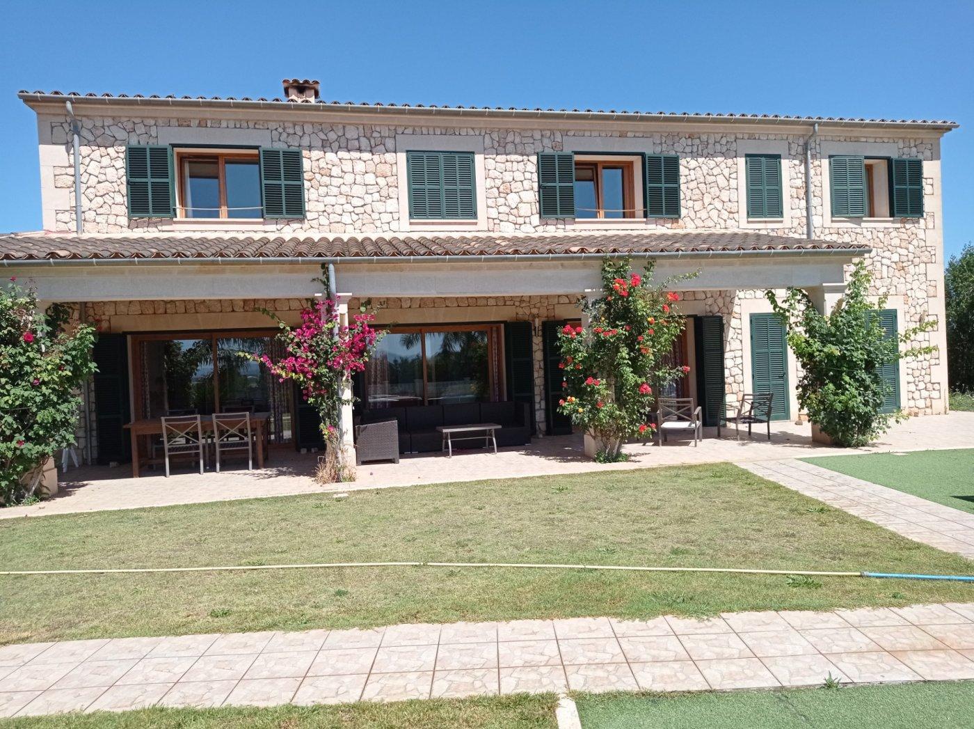 Finca es vinyet hotel boutique for sale in petra - imagenInmueble2
