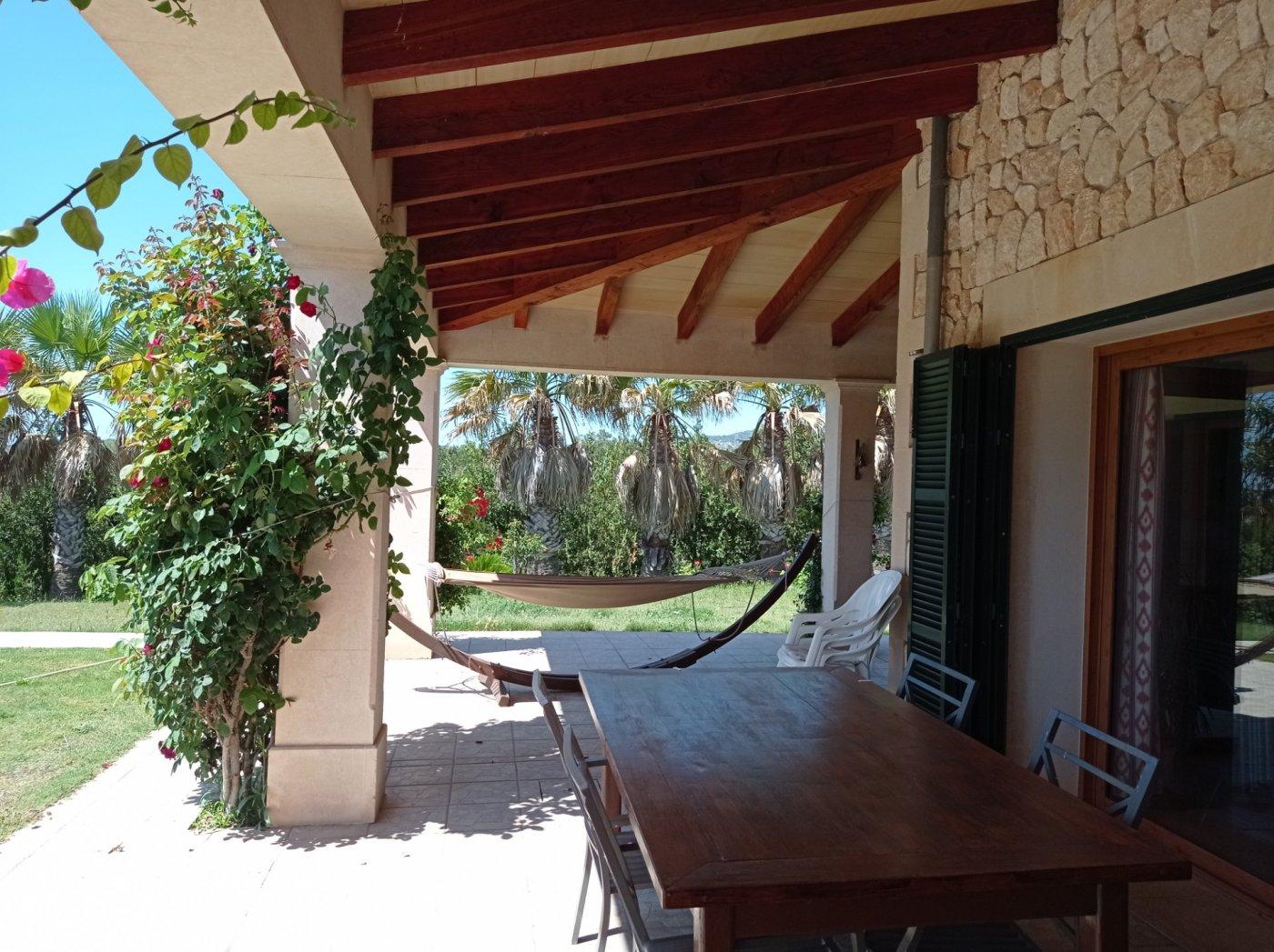 Finca es vinyet hotel boutique for sale in petra - imagenInmueble7