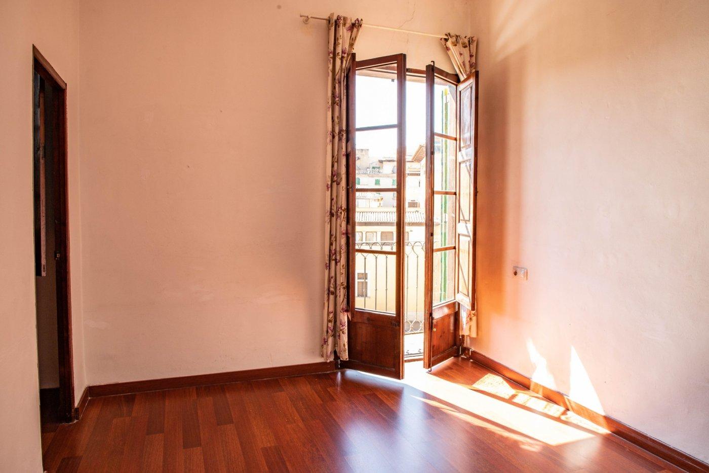 Precioso piso antiguo con mucho carácter en el centro de palma - imagenInmueble15