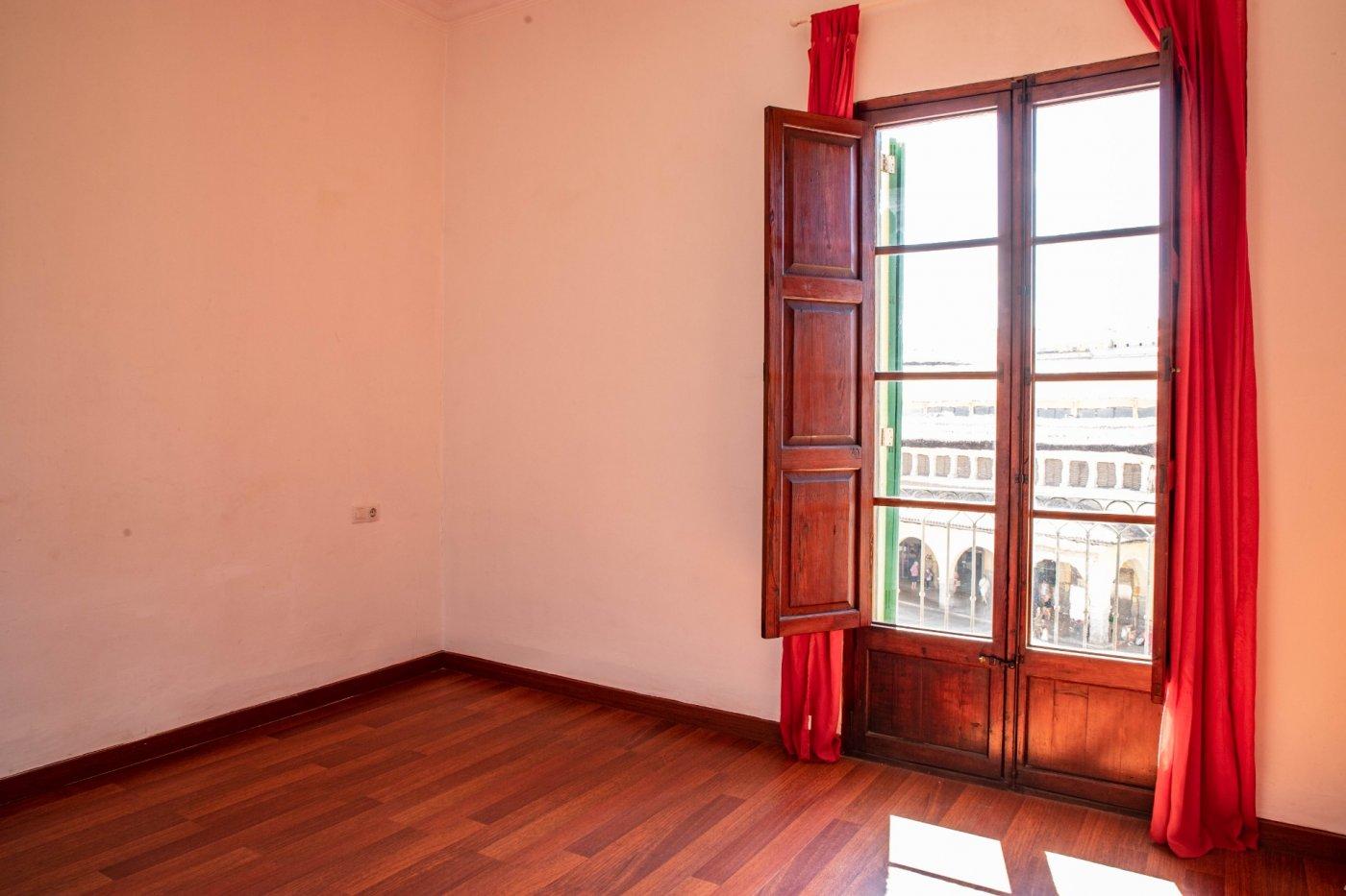Precioso piso antiguo con mucho carácter en el centro de palma - imagenInmueble1