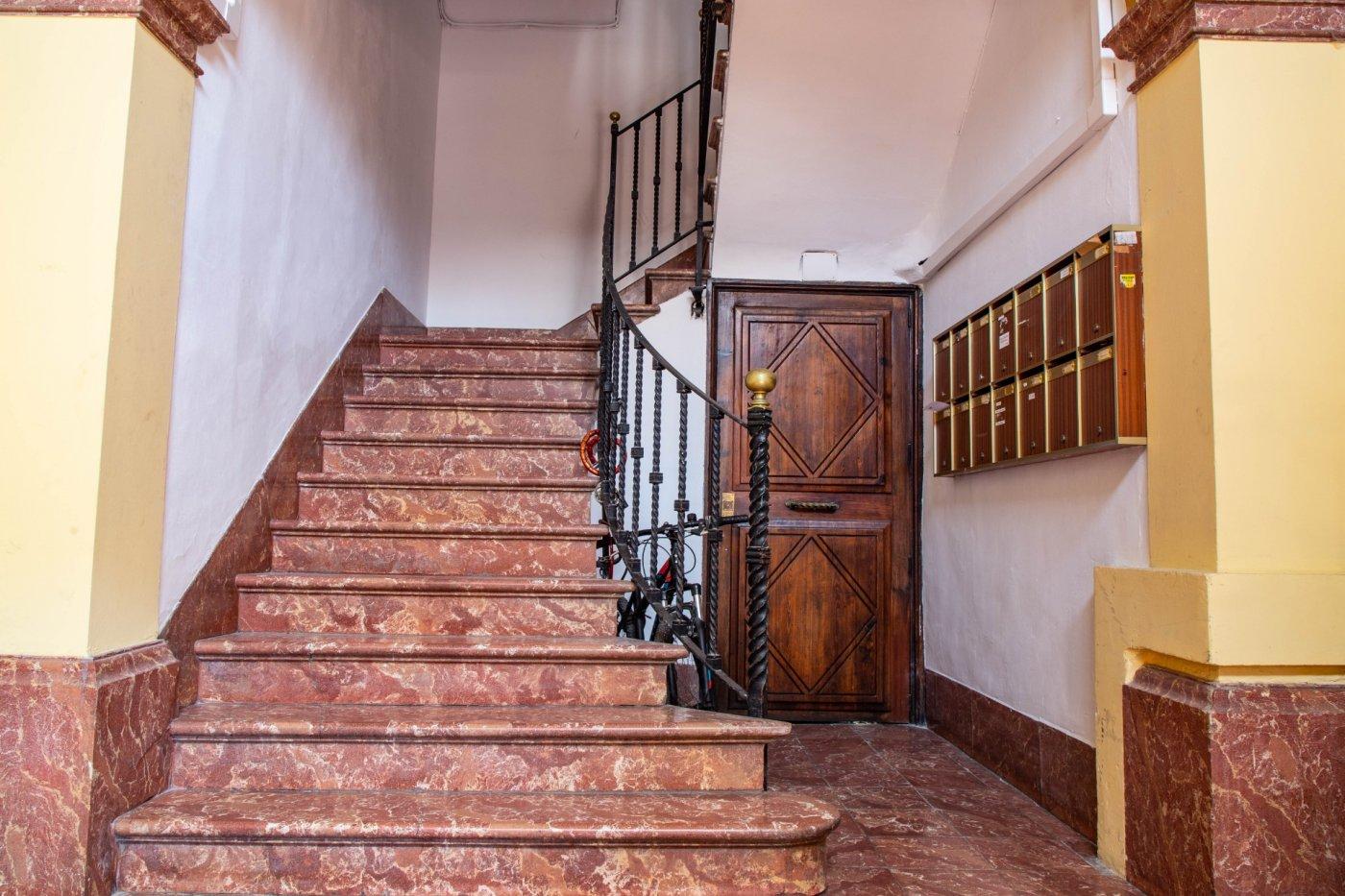 Precioso piso antiguo con mucho carácter en el centro de palma - imagenInmueble22