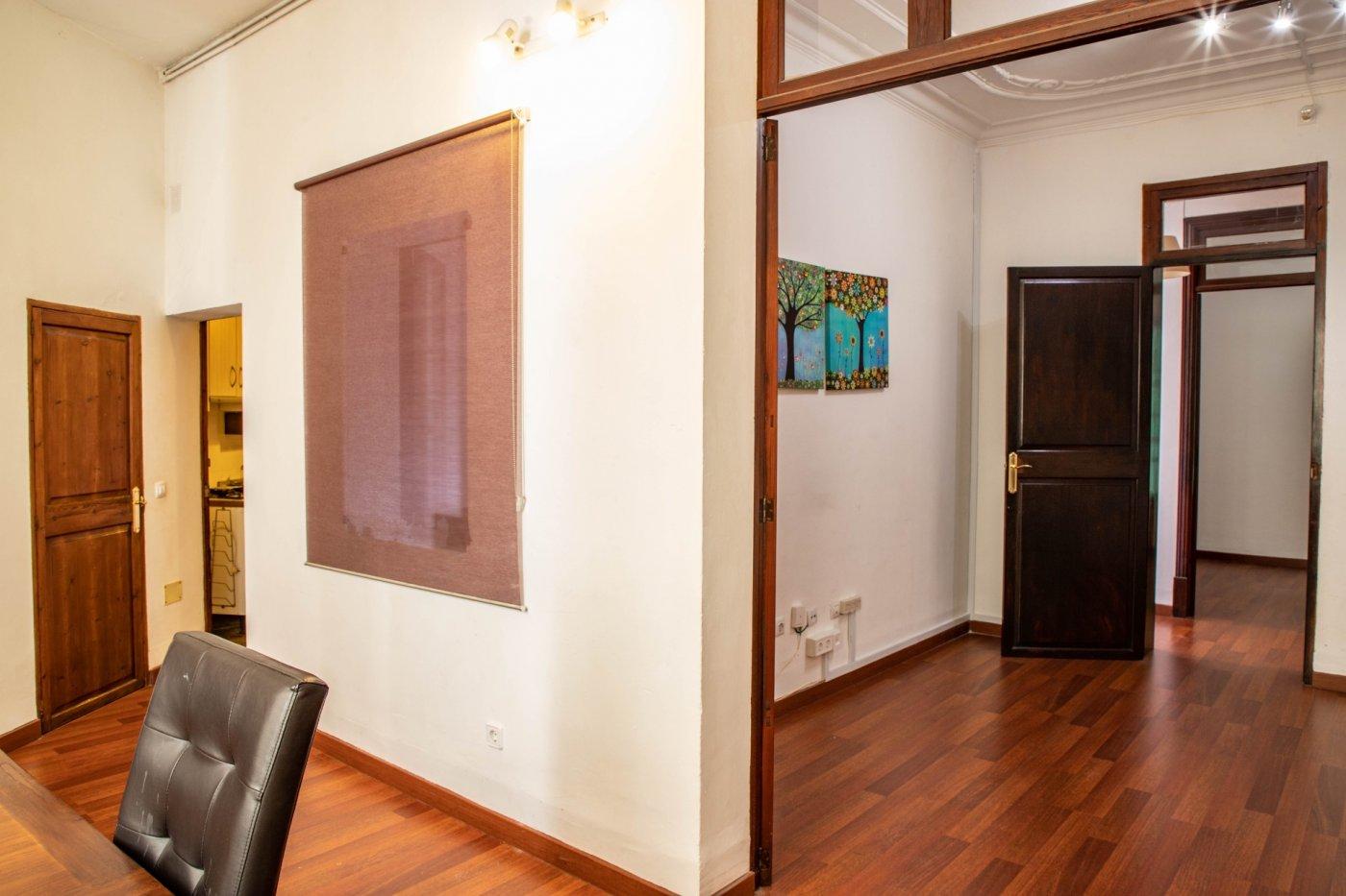 Precioso piso antiguo con mucho carácter en el centro de palma - imagenInmueble4