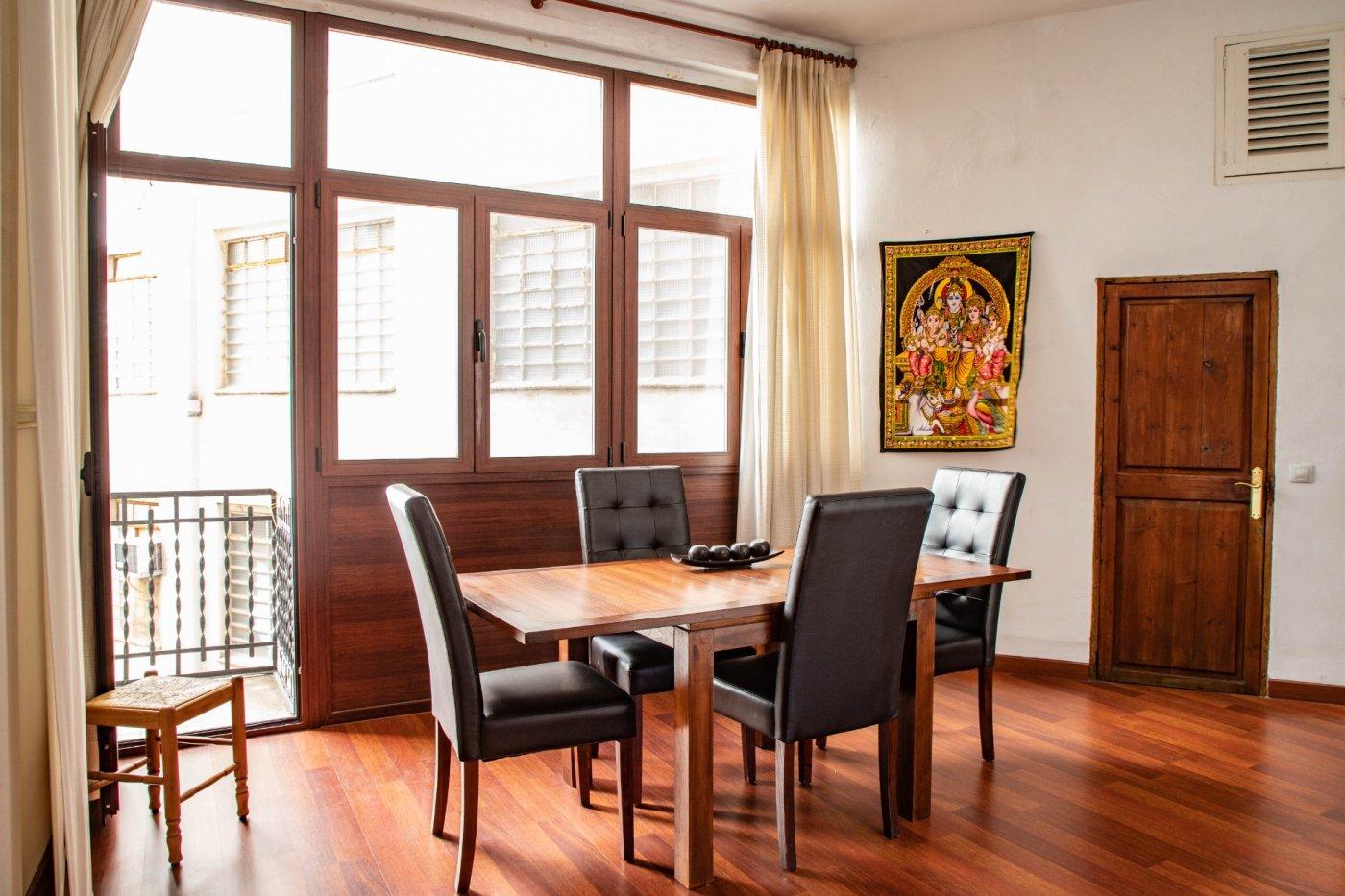 Precioso piso antiguo con mucho carácter en el centro de palma - imagenInmueble6
