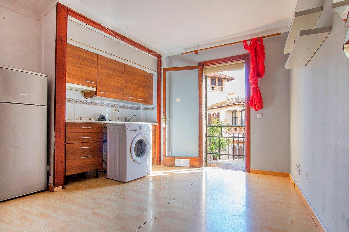 apartamento en palma-de-mallorca · el-terreno 139900€