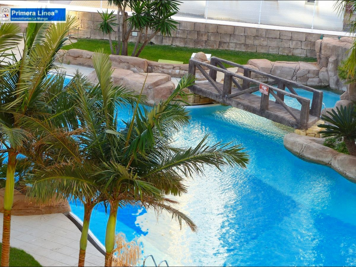 Apartment for sale in Los gondolas, La Manga del Mar Menor