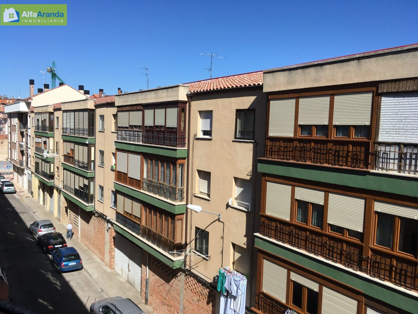 Piso en venta en Barrio Santa Catalina, Aranda de Duero