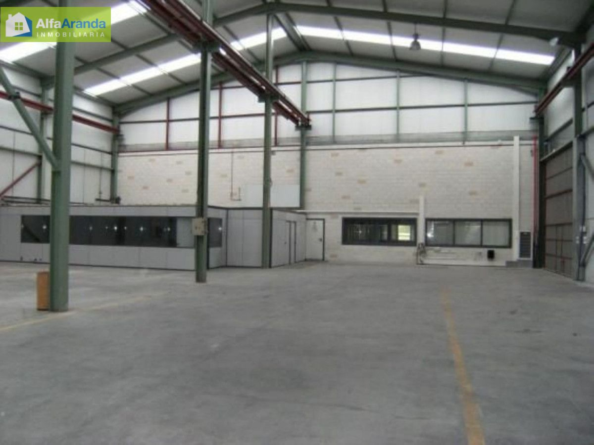 Warehouse for rent in Costajan, Aranda de Duero
