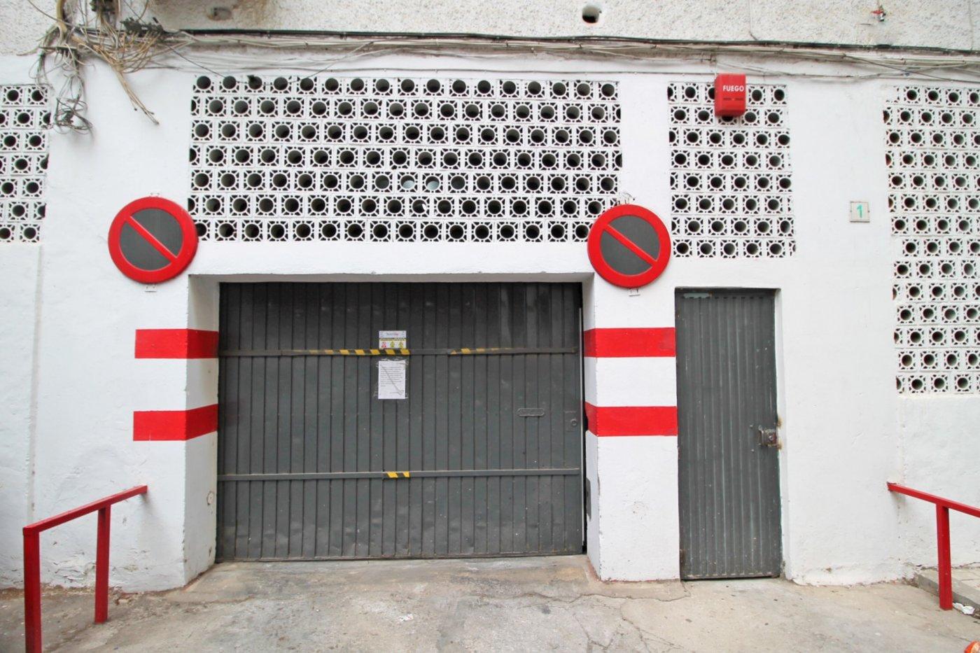 garaje en malaga · nueva-malaga 19000€