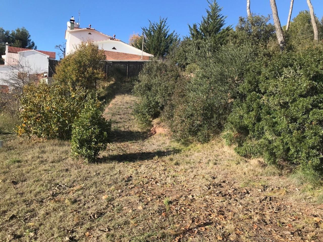 Parcela en Castellnou de Bages
