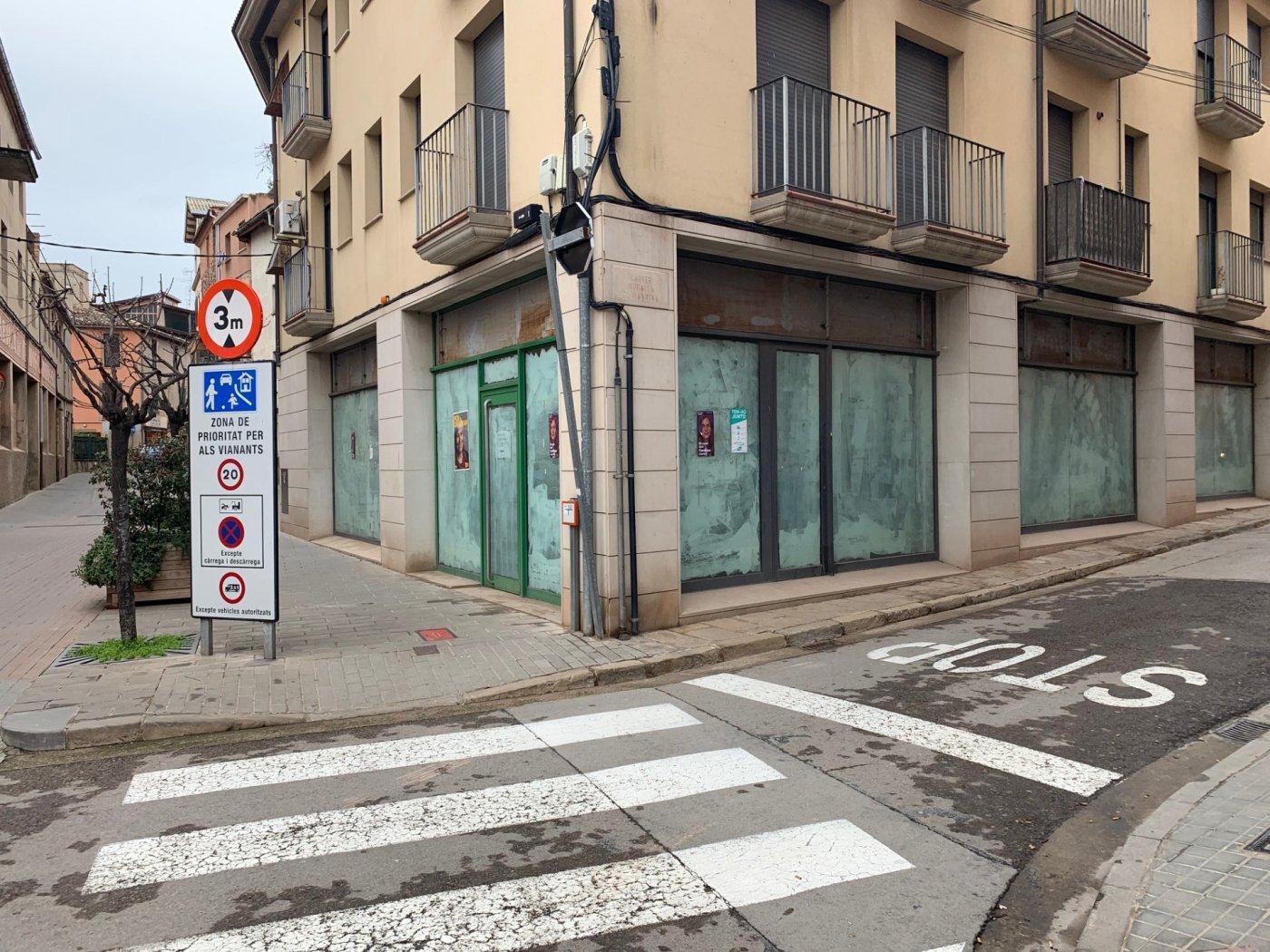 Local céntrico en alquiler en Santpedor