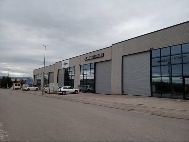 Nave industrial en venta en Sant Fruitós de Bages