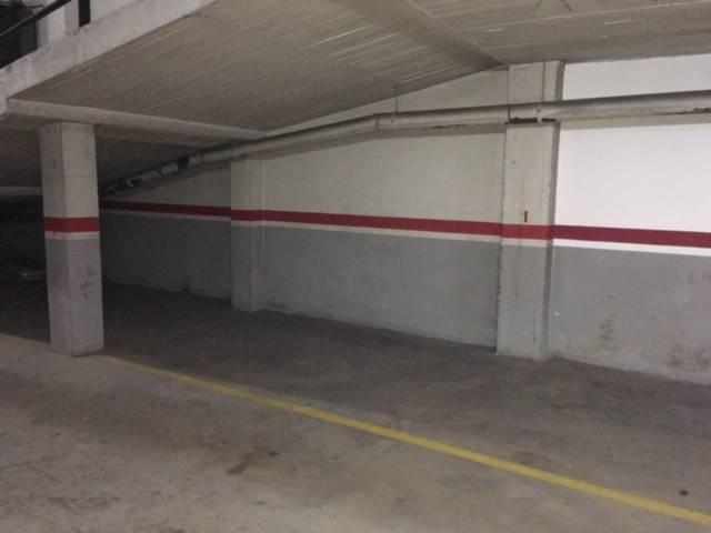 Parking en alquiler en Sagrada Familia-Font dels Capellans