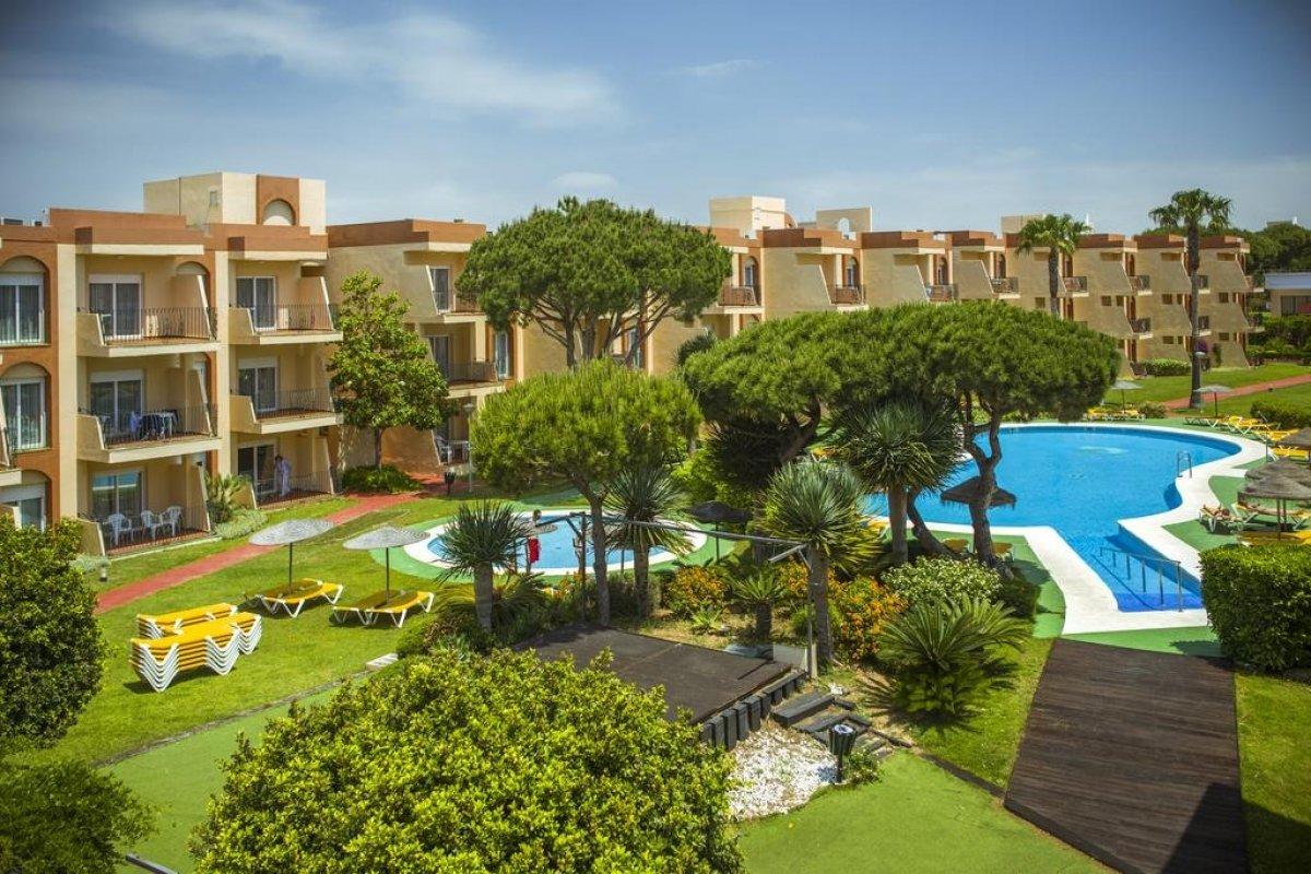 apartamento en chiclana-de-la-frontera · novo-sancti-petri 105000€