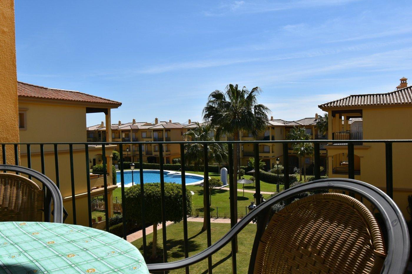 apartamento en chiclana-de-la-frontera · novo-sancti-petri 242000€