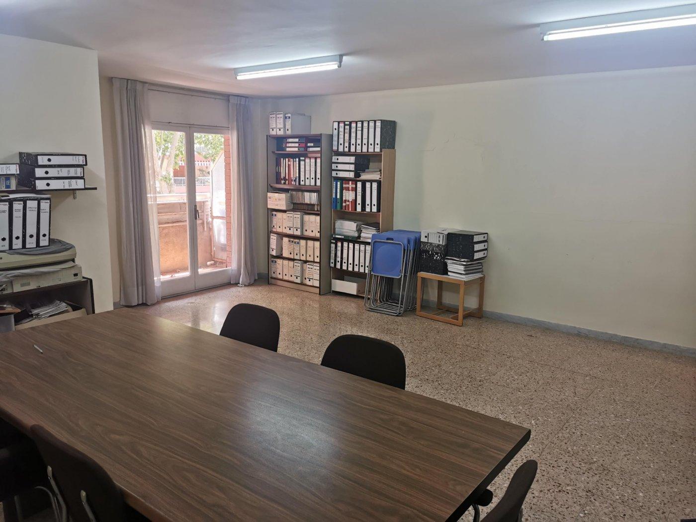 Oficina en alquiler en Paseig Prim, Reus