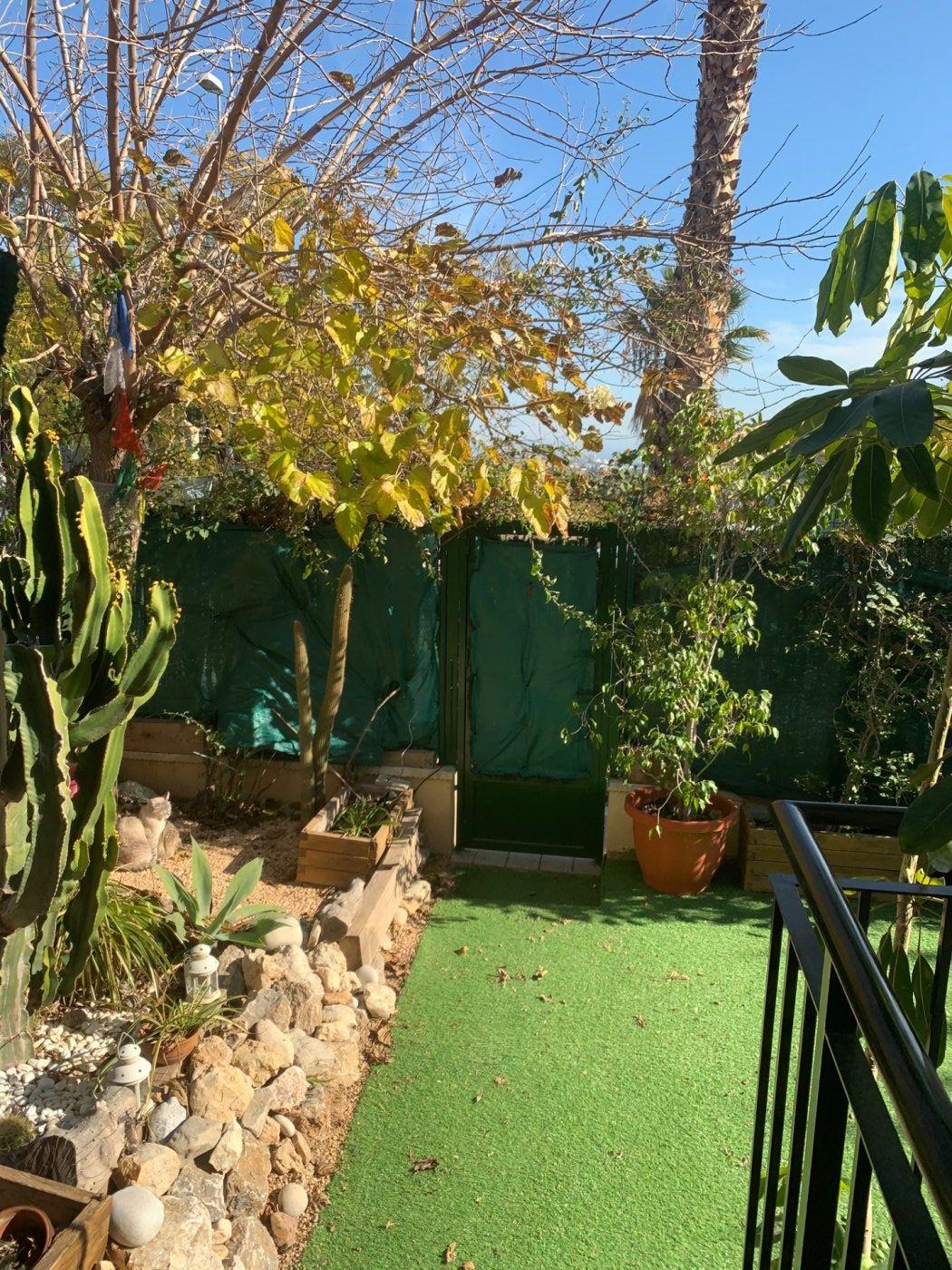 Planta baja adosada con jardin en bonalva - imagenInmueble1