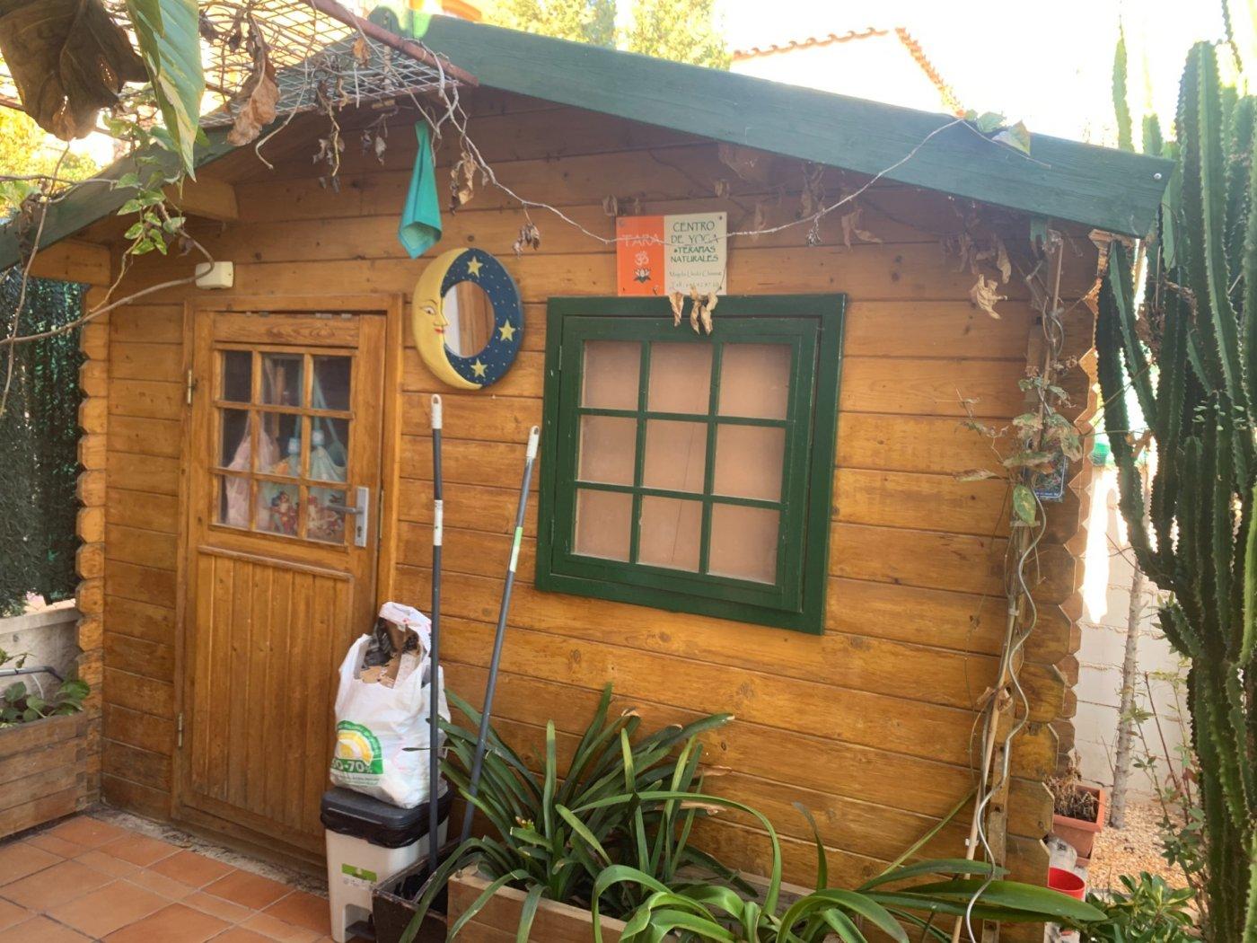 Planta baja adosada con jardin en bonalva - imagenInmueble19