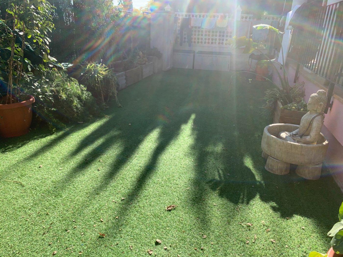 Planta baja adosada con jardin en bonalva - imagenInmueble21