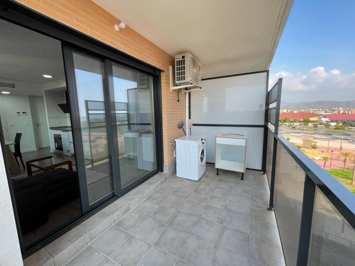 Urbanización, vvda en alquiler amueblada con garaje y trastero. 5 min. playa - imagenInmueble12