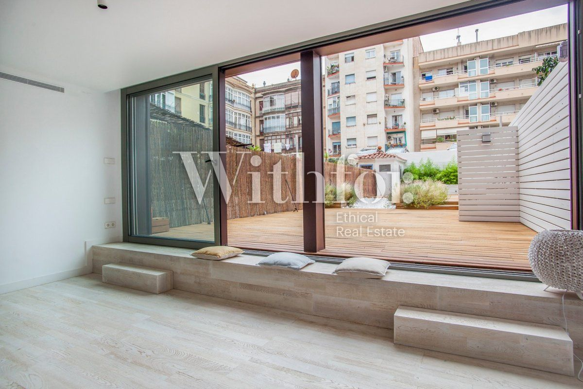Bright apartment with terrace on Passeig Sant Joan - 11