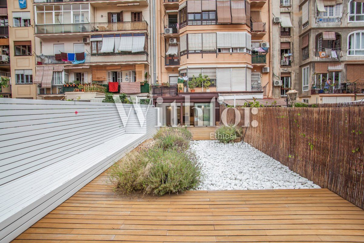 Bright apartment with terrace on Passeig Sant Joan - 14