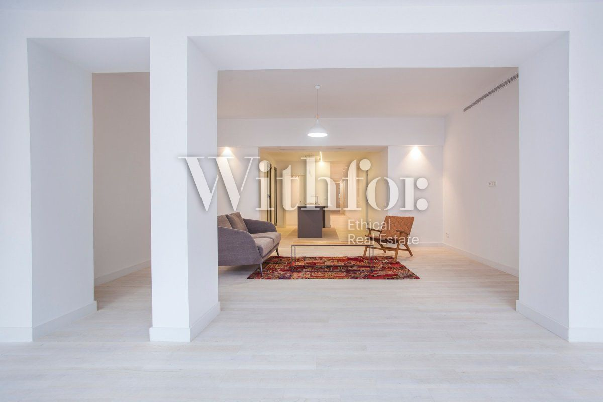 Bright apartment with terrace on Passeig Sant Joan - thumb 5