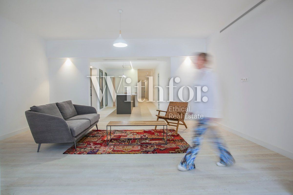 Bright apartment with terrace on Passeig Sant Joan - thumb 7