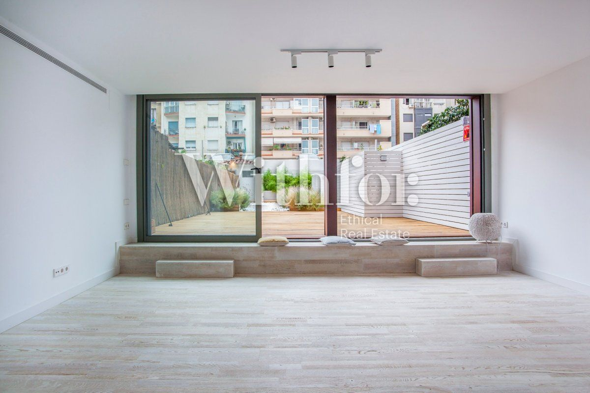 Bright apartment with terrace on Passeig Sant Joan - 8