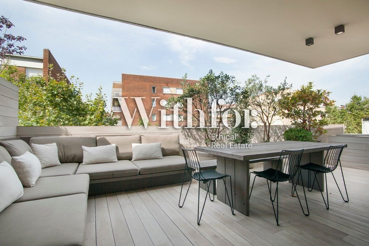 Magnificent penthouse with 85m2 terrace next to Plaza Gregori Tramaturg - 1