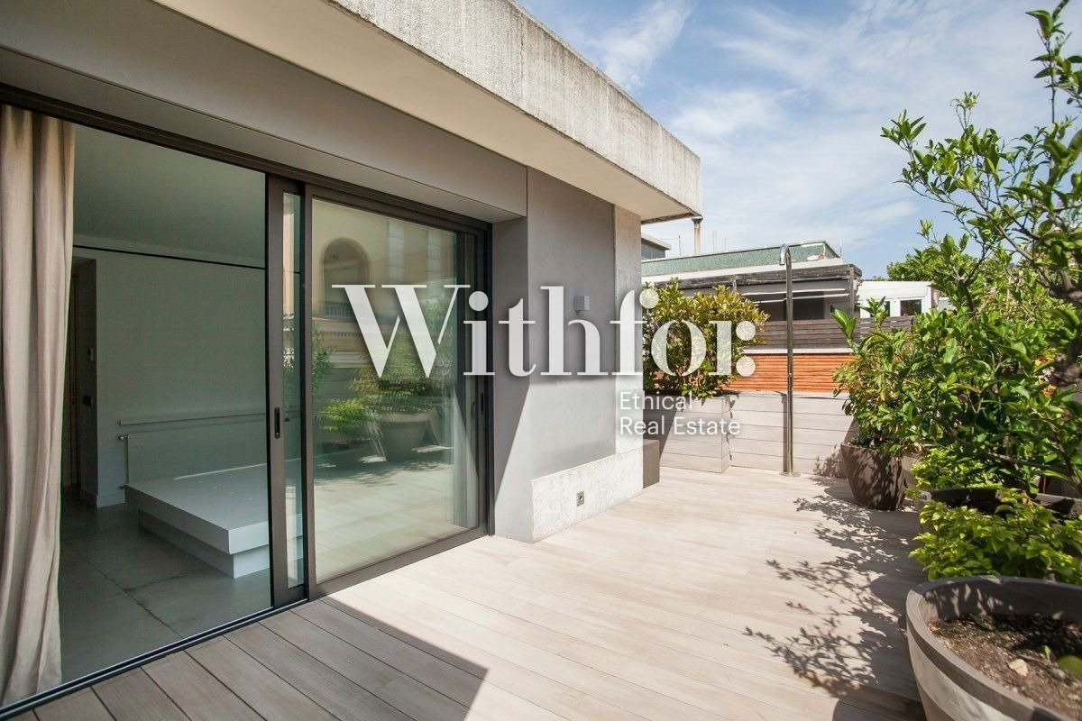 Magnificent penthouse with 85m2 terrace next to Plaza Gregori Tramaturg - 14