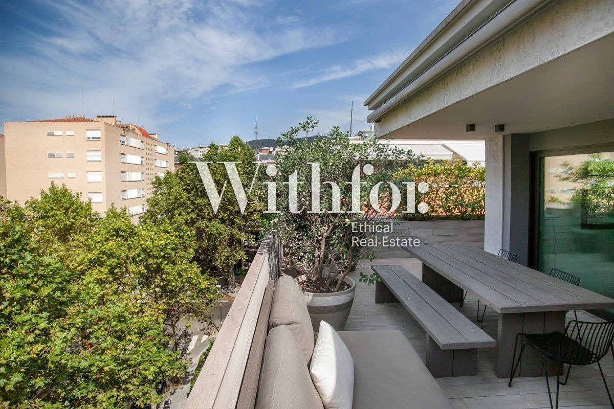 Magnificent penthouse with 85m2 terrace next to Plaza Gregori Tramaturg - 17