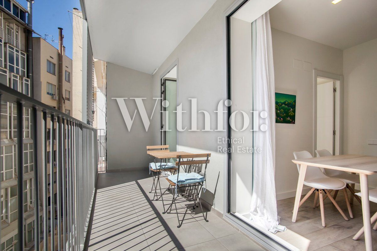 Furnished and equipped apartment next to Plaza Cataluña - 2