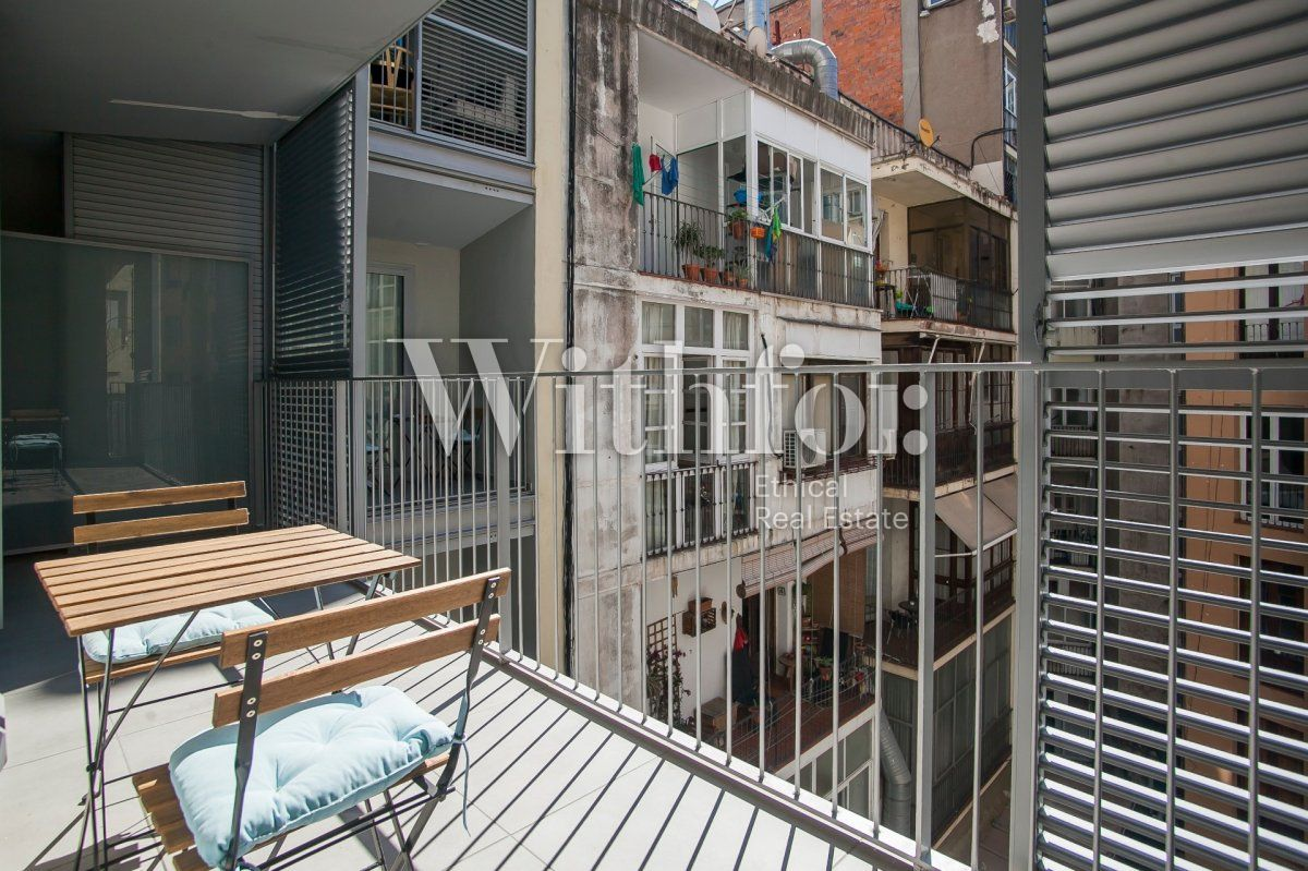 Furnished and equipped apartment next to Plaza Cataluña - 5