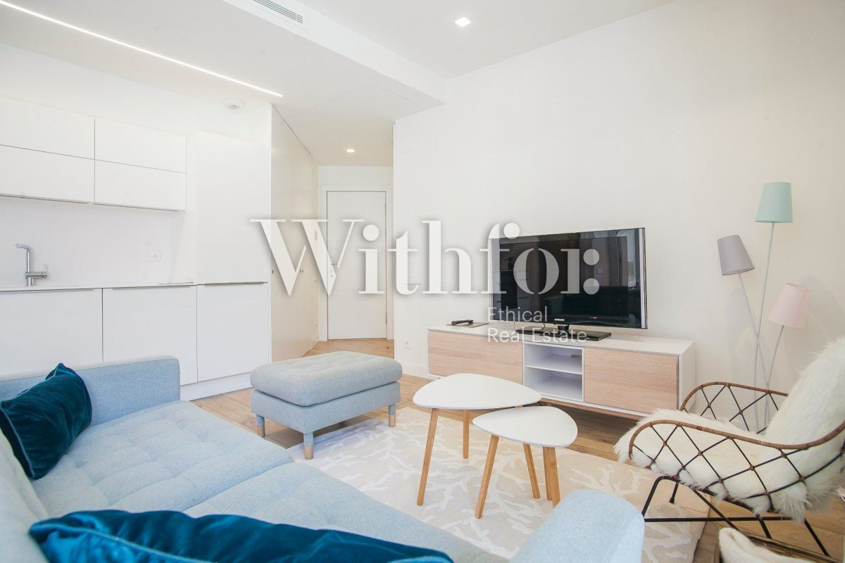 Furnished and equipped apartment next to Plaza Cataluña - 6