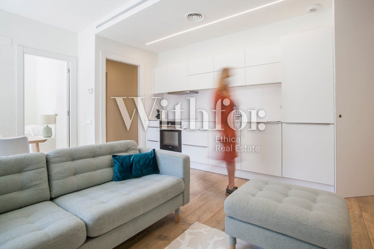 Furnished and equipped apartment next to Plaza Cataluña - 9