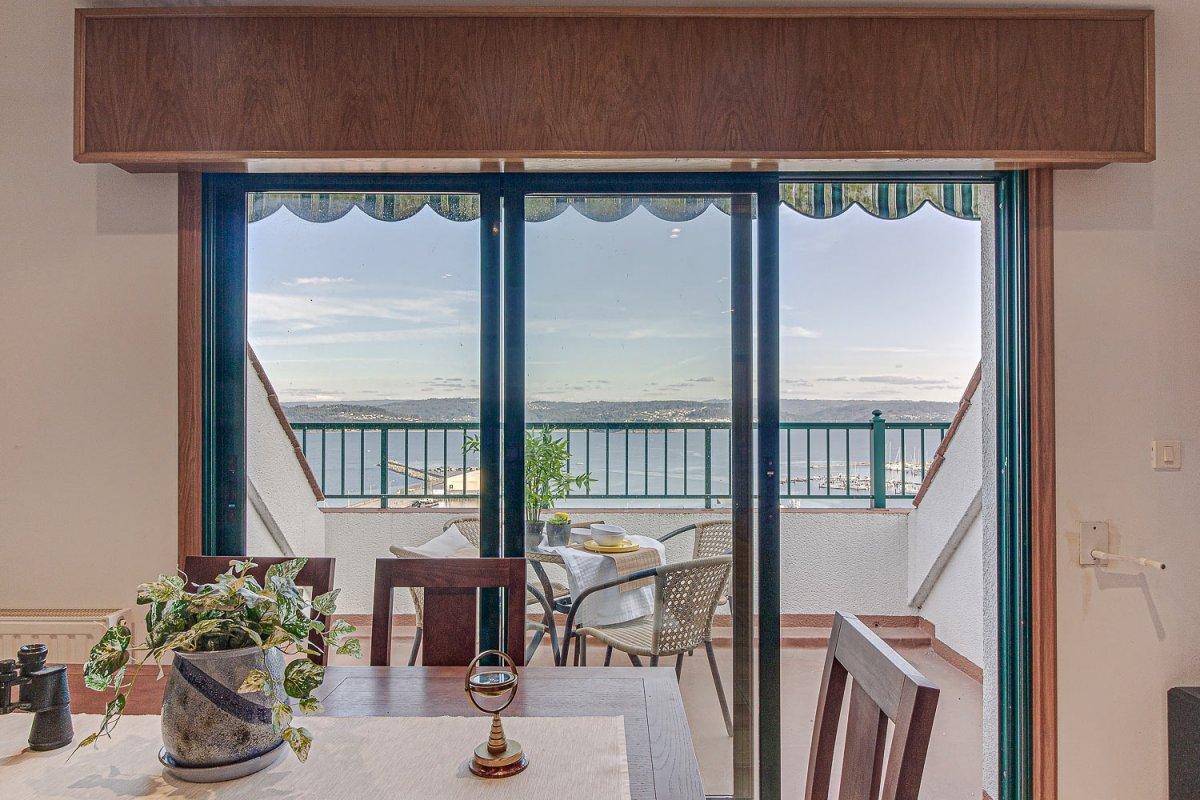 Atico con dos terrazas y con vista panormámica de 180º sobre la ría y el barrio marinero d - imagenInmueble0