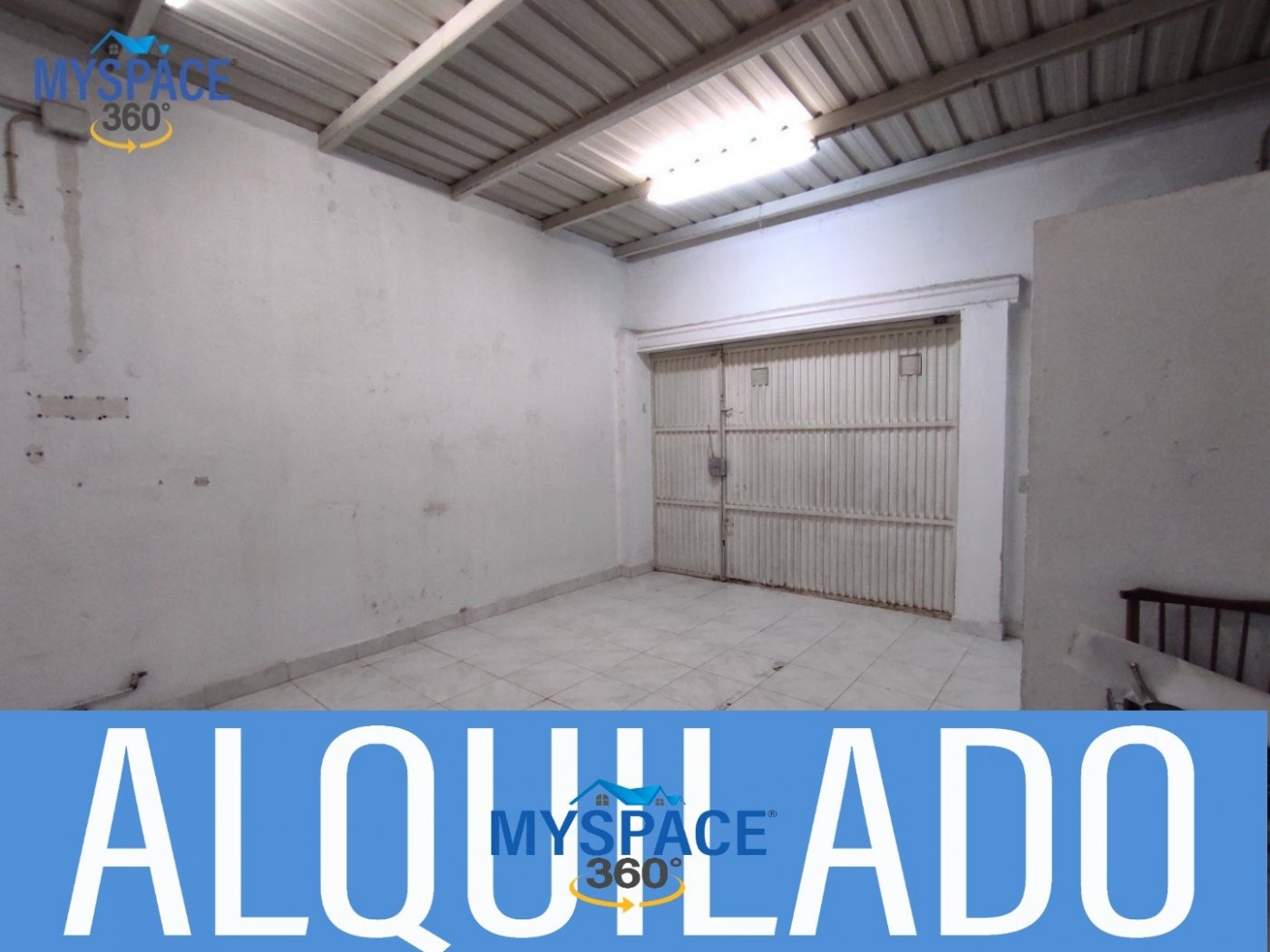 Garaje en alquiler en Centro, avila