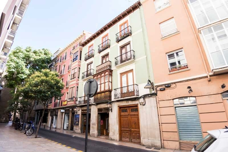 apartamento en zaragoza · casco-historico 80000€